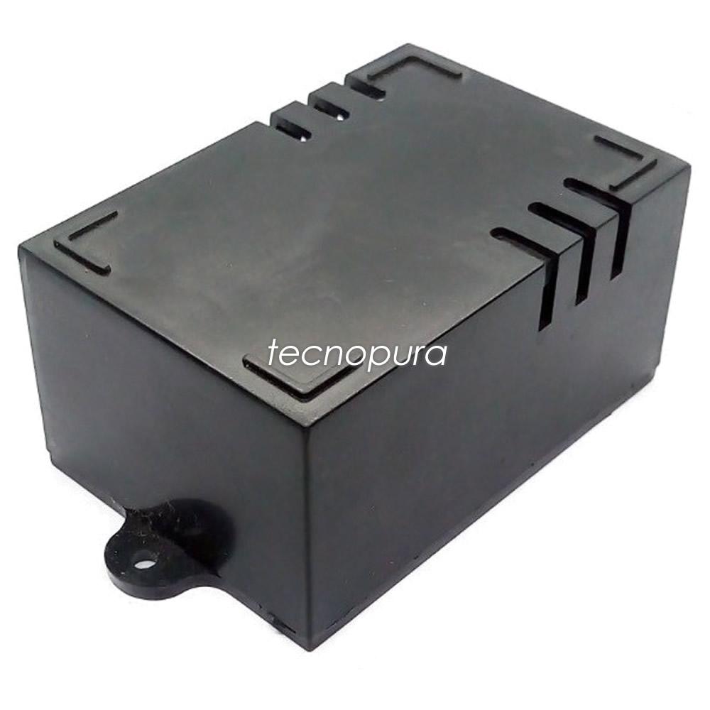 productos electr/ónicos Caja de 38x88x110mm Caja de circuito electr/ónico de bricolaje Proyecto Caja protectora Caja de enfriamiento de aluminio para controladores GPS