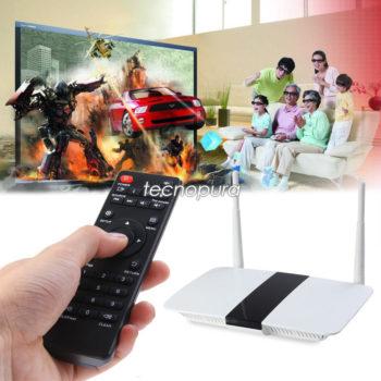 SmartTV Android Quad-core Kitkat 4.4 HDMI + Conexión RCA